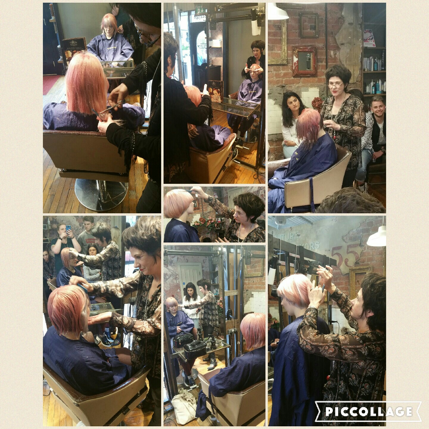 Cutting edge catwalk hair comes to Boilerhouse