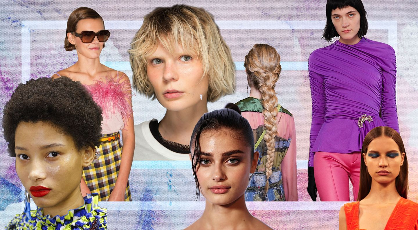 Spring 2017 hair trends