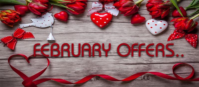 February beauty news